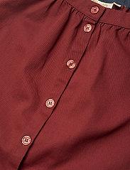 Soft Gallery - Dixie Skirt - spódnice - burnt henna - 3