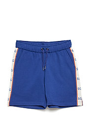 Damon Shorts - SODALITE BLUE