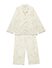 Soft Gallery Pajama - FLUFFY SKY, AOP MINI SPLASH CREAM