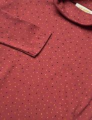 Soft Gallery - Ena Top - langärmelig - barn red, aop trio dotties - 2