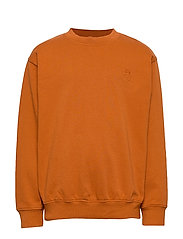 Walker Sweatshirt - PUMPKIN SPICE, MINI OWL EMB.