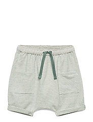 Flair Shorts - HUNTER GREEN