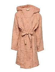 Robe - PEACH PERFECT, AOP MINI SPLASH ROSE