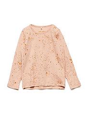 Baby Bella T-shirt - PEACH PERFECT, AOP MINI SPLASH ROSE
