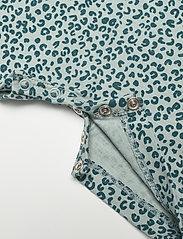 Soft Gallery - Harry Bodysuit - kurzärmelig - abyss, aop leospot - 3