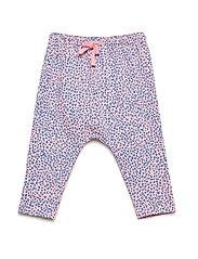 Hailey Pants - PINK ICING, AOP LEOSPOT