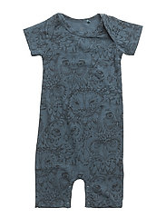 Soft Gallery Owen Body - ORION BLUE, AOP OWL