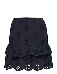 Fern Skirt - ANTHRACITE
