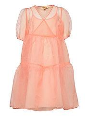 Heya Dress - TROPICAL PEACH