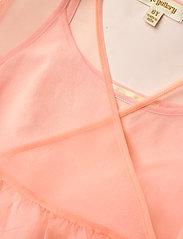 Soft Gallery - Heya Dress - kleider - tropical peach - 3