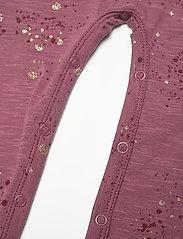 Soft Gallery - Ben Bodysuit Mini Splash - langärmelig - renaissance rose - 3