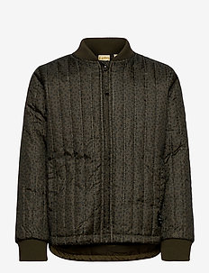 Michell Thermo Jacket - bomber jackets - kalamata, aop leospot m