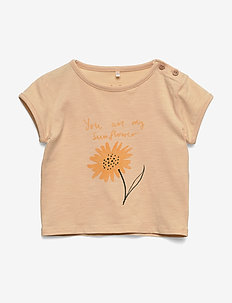 Nelly T-shirt - WINTER WHEAT, SUNNY
