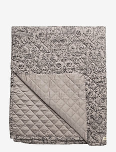 Blanket AOP Owl - blankets & quilts - drizzle, aop owl
