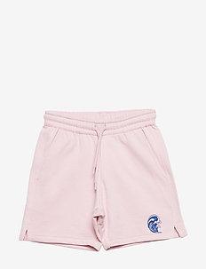 Alisdair Shorts - PARFAIT PINK, WAVE EMB.