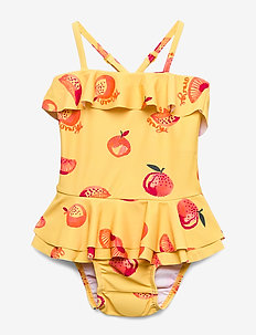 Shirley Swimsuit - badpakken - jojoba, aop oranges