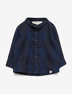 Baby Severin Shirt - DRESS BLUES OVERDYE