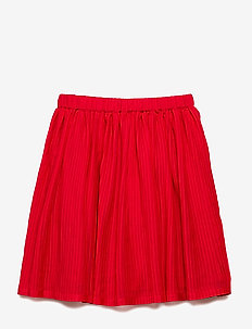 Mandy Skirt - MARS RED