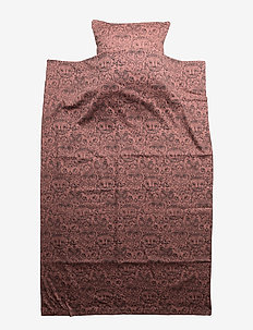 Bed Linen Junior - BURLWOOD, AOP OWL