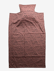 Bed Linen Adult - BURLWOOD, AOP OWL