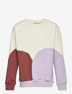 Baptiste Sweatshirt - sweat-shirt - white asparagus