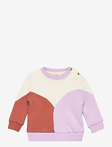Buzz Sweatshirt - sweat-shirt - white asparagus