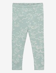 Baby Paula Leggings - leggings - abyss, aop flowerdust