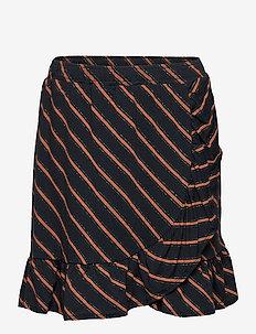 Dakota Skirt - jupes - vulcan, aop slope