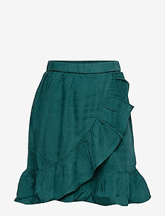 Dakota Skirt - DEEP TEAL