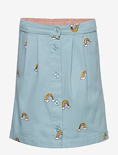 Deedee Skirt - CLOUD BLUE, AOP LUCKY SIMPLE
