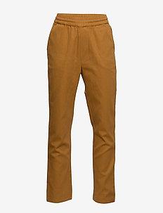 Eero Pants - BONE BROWN