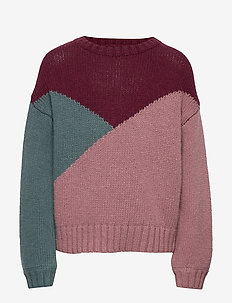 Essy Knit - TRICOLOR AW19