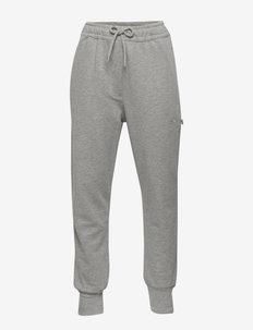 Wesley Pants - jogginghosen - grey melange, mini owl emb.