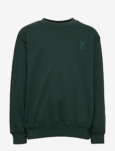 Walker Sweatshirt - sweatshirts - pine grove, mini owl emb.