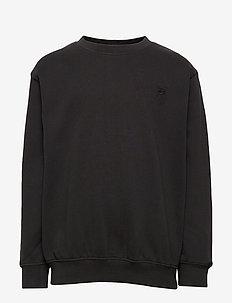 Walker Sweatshirt - sweatshirts - phantom, mini owl emb.