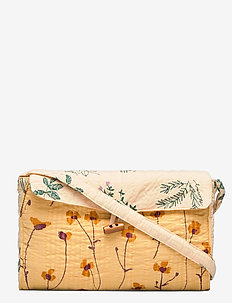 Patchwork Bag - golden apricot, aop buttercup