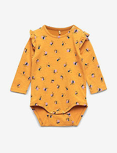 Fifi Body - INCA GOLD, AOP FLOWERBEE SMALL