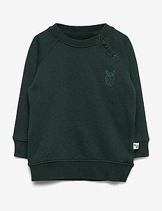 Alexi Sweatshirt - sweatshirts - pine grove, mini owl