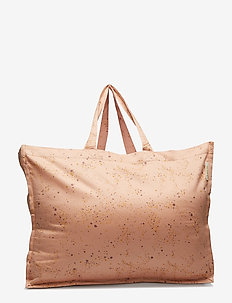 Weekend Bag - PEACH PERFECT, AOP MINI SPLASH ROSE