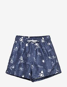 Dandy Swim Pants - DRESS BLUES, AOP STARSURFER SWIM