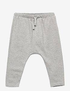 Hailey Pants - spodnie - grey melange, soft owl