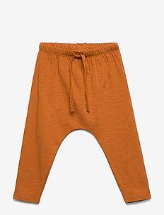 Hailey Pants - trousers - pumpkin spice, soft owl