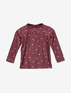 Baby Astin Sun Shirt - RENAISSANCE ROSE, AOP COCKATOO SWIM