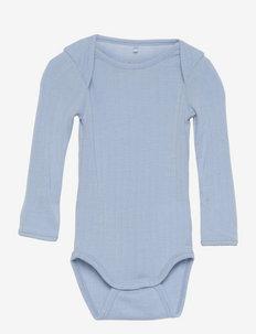 SGBob Wool Body - długie rękawy - ashley blue