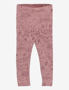SGIana Baby Paula wool Leggings - leggings - woodrose
