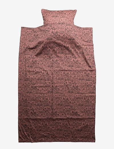 Bed Linen Junior - komplety pościeli - burlwood, aop owl