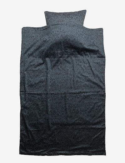 Bed Linen Junior - komplety pościeli - orion blue, aop owl