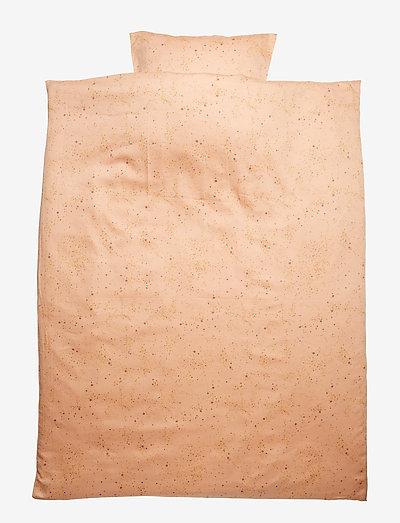 Bed Linen Junior - komplety pościeli - peach perfect, aop mini splash rose