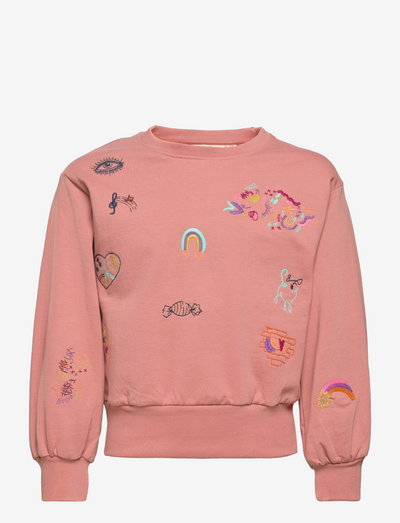SGIstanbul Elvira Sweatshirt - sweatshirts - cameo brown