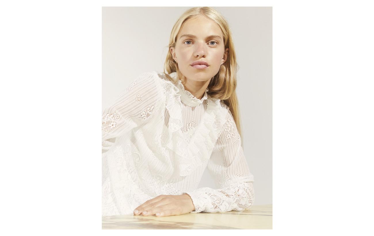 Équipement White Blouse 30 Rebels 70 002 Polyamide Coton Off Joy Soft AHpRn